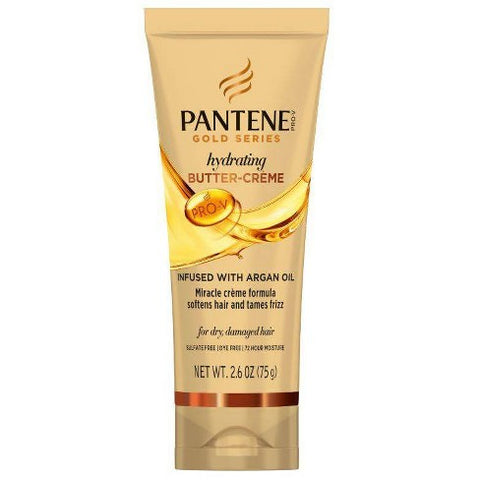 Pantene® Gold Series Hydrating Butter Creme