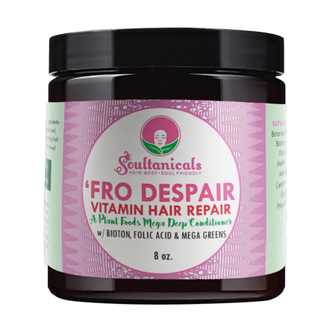 Soultanicals Fro Despair, Vitamin Hair Repair Conditioner