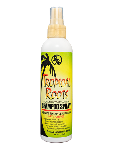 Tropical Roots Dry Shampoo Spray