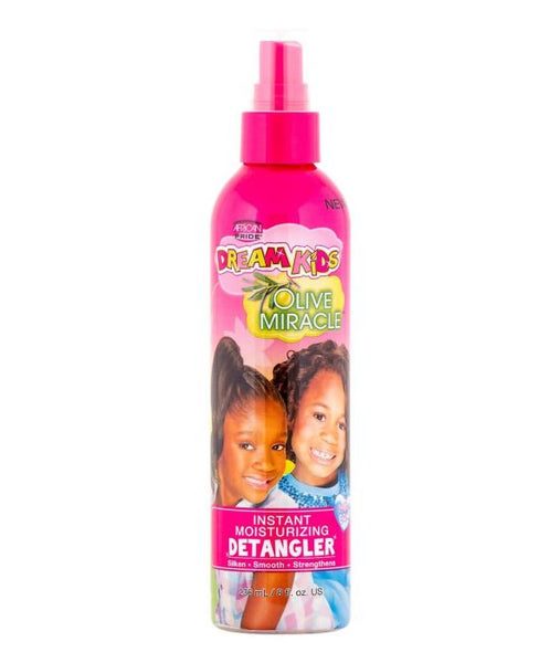 African Pride Dream Kids Olive Miracle Detangler