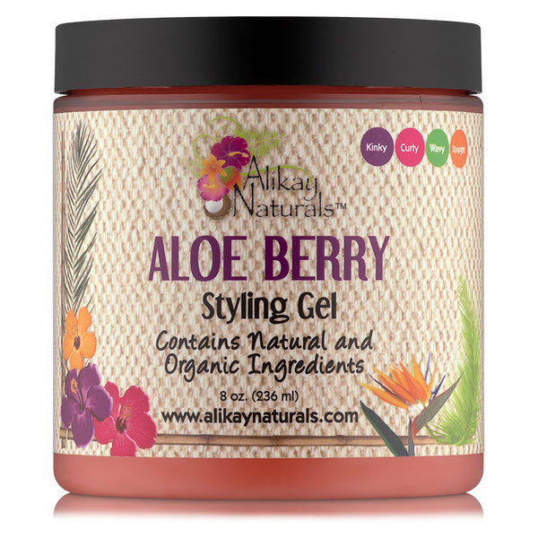 Alikay Naturals Aloe Berry Styling Gel 16oz