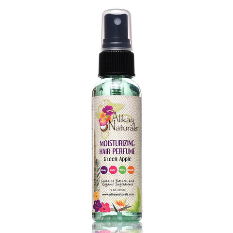 Alikay Naturals Moisturizing Hair Perfume-Green Apple 2oz
