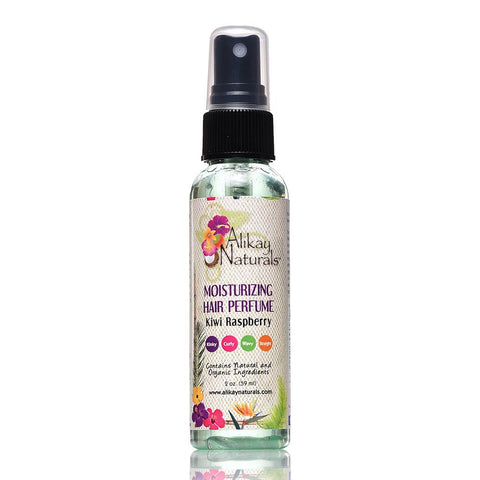 Alikay Naturals Moisturizing Hair Perfume-Kiwi Raspberry 2oz