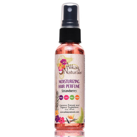 Alikay Naturals Moisturizing Hair Perfume-Strawberry 2oz
