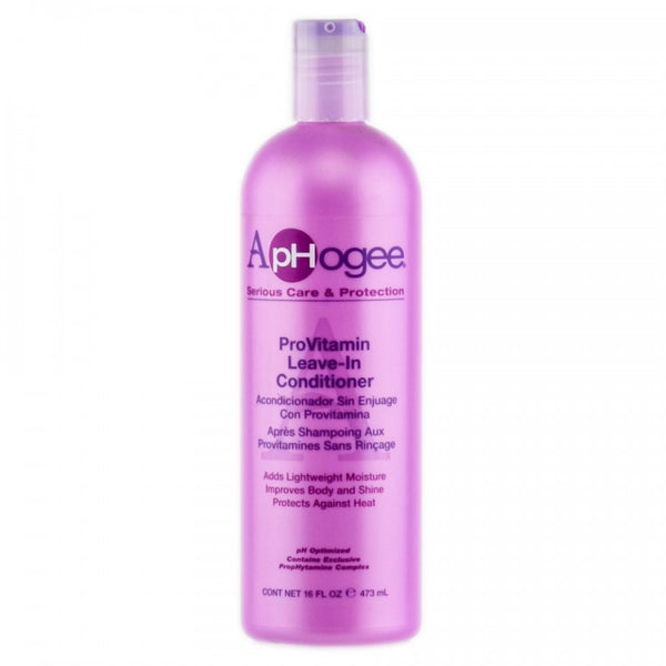 ApHogee Pro-Vitamin Leave-In Conditioner 16oz