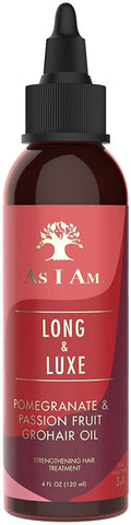 As I Am Long & Luxe GroHair Oil