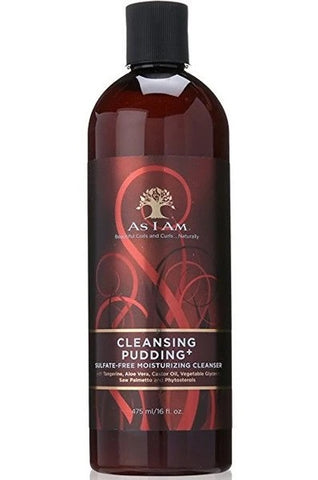 AS I AM CLEANSING PUDDING (Vegan)