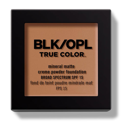 Black Opal TRUE COLOR® Mineral Matte Crème Powder Foundation SPF 15