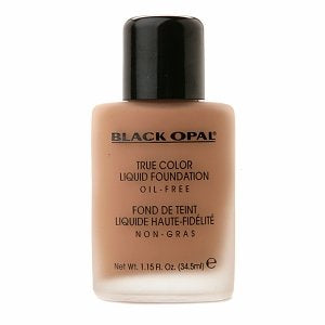 Black Opal Liquid Foundation Black Walnut