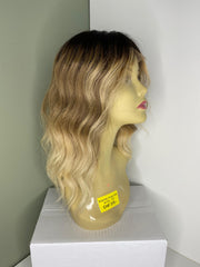 Brazilian Human Hair Front Lace Wig N131