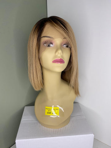 Brazilian Human Hair Front Lace Wig N133