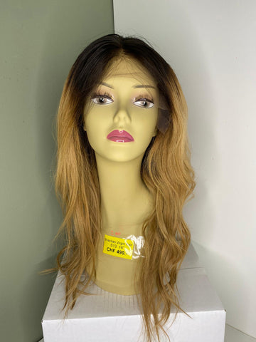 Brazilian Human Hair Front Lace Wig S13