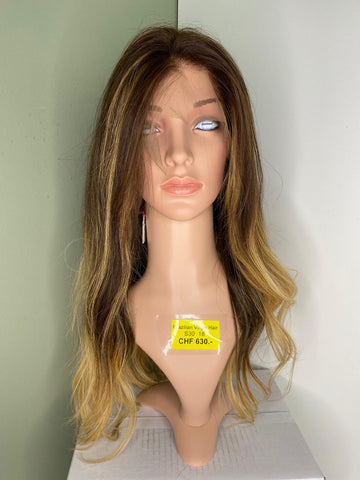 Brazilian Human Hair Front Lace Wig S30