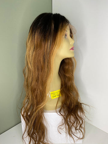 Brazilian Human Hair Front Lace Wig SP13
