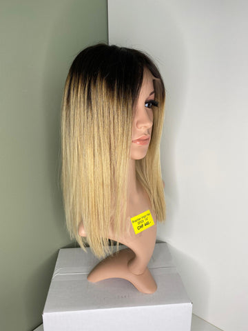 Brazilian Human Hair Front Lace Wig SP29