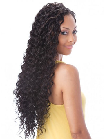 "Brazilian Unprocessed Remy Human Hair Weave 24"" Curly"