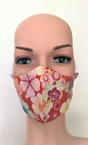 Face Mask Cherry Blossom
