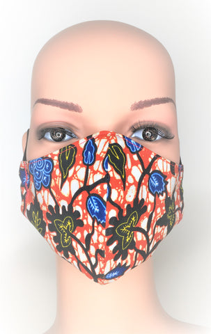 Face Mask Desertflower