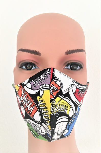 Face Mask Sneakers