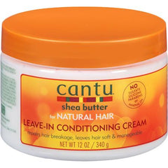 Cantu Shea Butter Natural Hair Leave In Conditioning Cream
