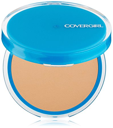 Covergirl Clean Pressed Powder Oil Control Warm Beige
