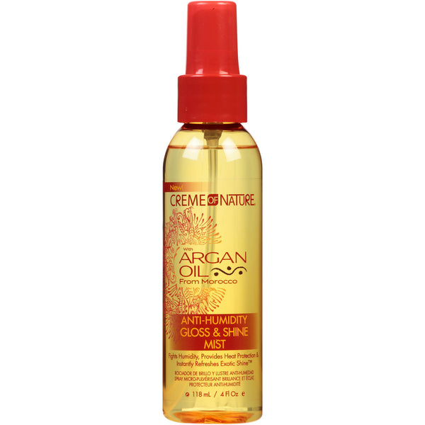 Creme Of Nature  Argan Oil Anti-Humidity Gloss & Shine Mist