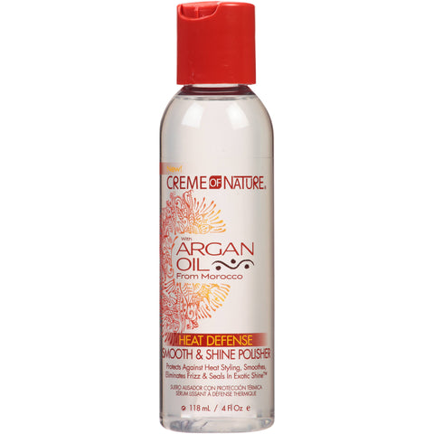 Creme Of Nature Argan Oil Heat Defense Smooth & Shine Polisher