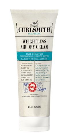 Curlsmith Weightless Air Dry Cream Leave-In