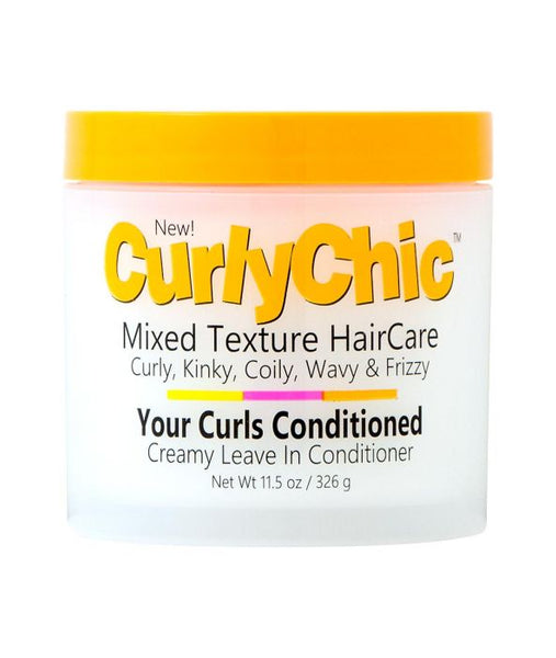 Curly Chic Your Curls Conditioned