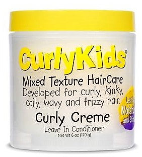 Curly Kids Curly Creme Leave-In Conditioner