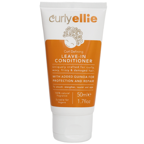 CurlyEllie Curl Defining Leave-In Conditioner