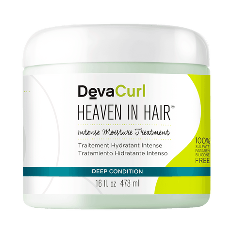DevaCurl Heaven In Hair Deep Conditioner 16oz.