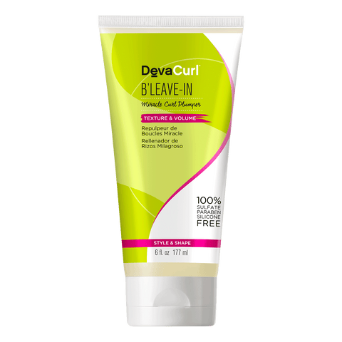 DevaCurl B'Leave-In Curl Boost & Volumizer 6oz.