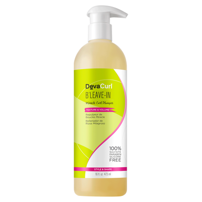 DevaCurl B'Leave-In Curl Boost & Volumizer 16oz.