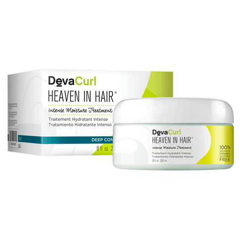 DevaCurl Heaven In Hair Deep Conditioner 8oz.