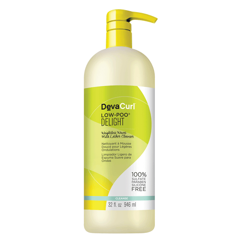 DevaCurl Low-Poo® Delight 32oz