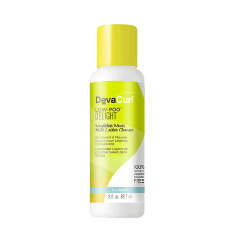 DevaCurl Low-Poo® Delight 3oz Travel Size