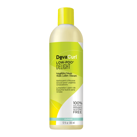 DevaCurl Low-Poo® Delight 12oz