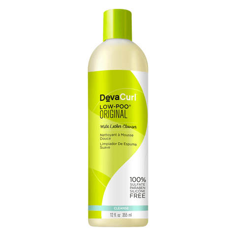 DevaCurl Low-Poo® Original 12oz