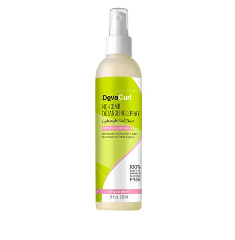 DevaCurl No-Comb Detangling Spray 8oz.