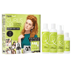 DevaCurl Spring Curl Kit - For wavy hair