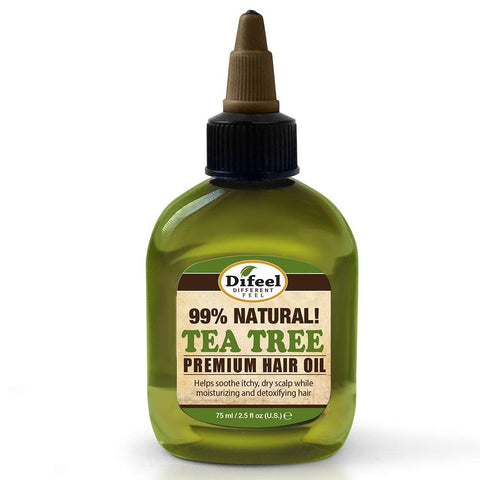 Difeel Premium Natural Hair Oil - Tea Tree Oil