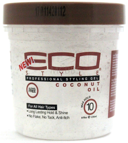 Eco Styler Coconut Oil Gel 16Oz.