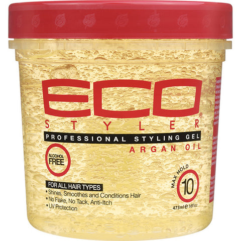 Eco Styler Moroccan Argan Oil Styling Gel 16Oz.
