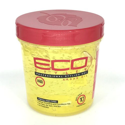 Eco Styler Moroccan Argan Oil Styling Gel 24Oz.
