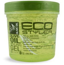 Eco Styler Olive Oil Styling Gel 16Oz.