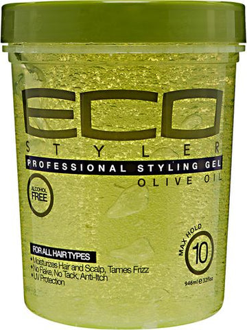 Eco Styler Olive Oil Styling Gel 32oz