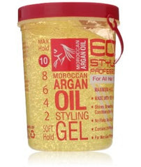 Eco Styler Moroccan Argan Oil Styling Gel 80oz
