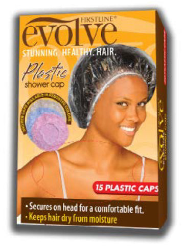 Firstline® Evolve® Plastic Cap (Assorted) 15PK
