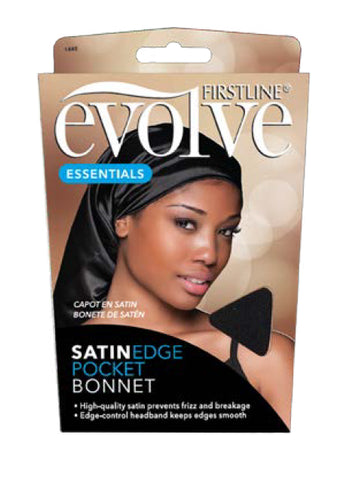 Firstline® Evolve® Satin Edge Pocket Bonnet